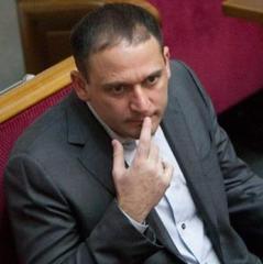 Дмитро Добкін прокоментував свою поведінку в Раді