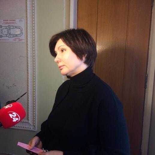 Бондаренко пояснила, що прийшла в Раду захищати сепаратистів