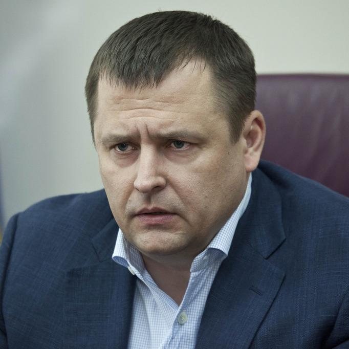 Філатов підірвав мережі своїм жорстким висловлюванням на адресу депутатів з «Опозиційного блоку» (фото)
