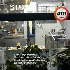 У київському ресторані невідомий влаштував стрілянину, є постраждалі