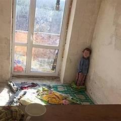 У Києві 3-річний хлопчик проживав у наркопритоні