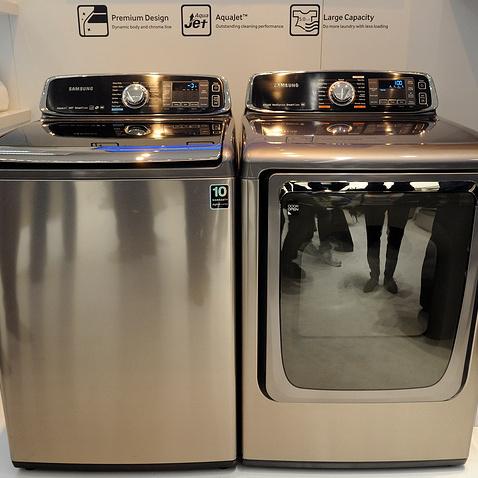 У США відкликають майже 3 млн пральних машин Samsung через травми споживачів