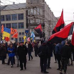 За участь у марші проти політики Кремля затримали сімох людей  в Москві