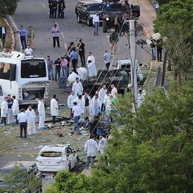 Відповідальність за теракт у Туреччині взяло на себе ІДІЛ