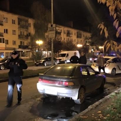 Поліція опублікувала відео із затримання наркоторговця з Мукачево (відео)