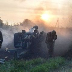 АТО: півсотні атак, противник застосовував артилерію і ПТРК