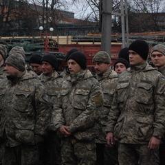 До Франківська із зони АТО повернулись бійці 10-ї окремої гірсько-штурмової бригади (ФОТО)