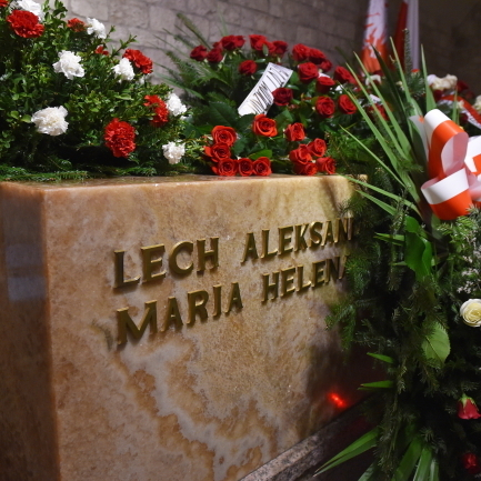 У Польщі відбудеться ексгумація президентського подружжя Качинських, яке загинуло в авіакатастрофі під Смоленськом