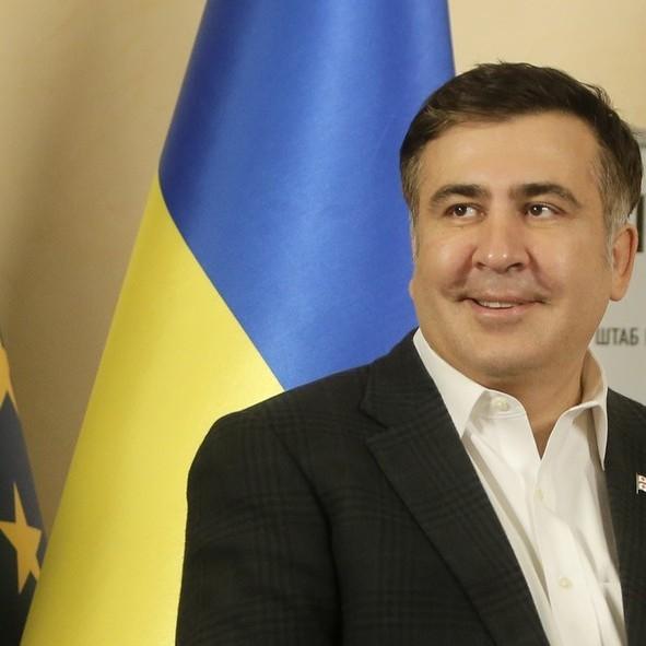 «Всім доведеться звикнути, що я - український політик» - Саакашвілі відповів Порошенку