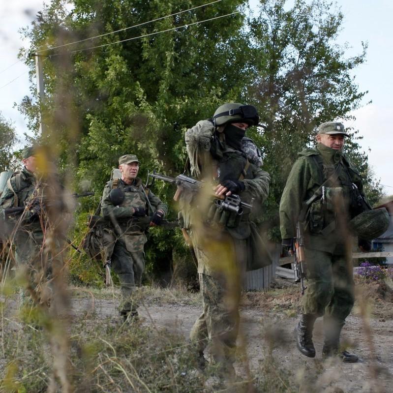 Командир бойовиків застрелив двох російських «радників»