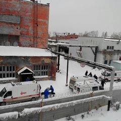 В Росії обвалився дах заводу, що виробляє «Буки», є загиблі