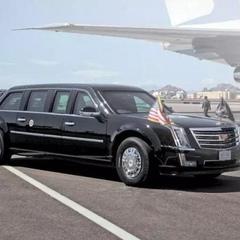 Новий лімузин президента США вражає ціною