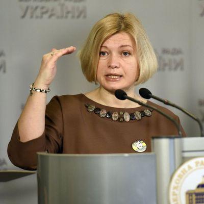 РФ захоплює нових заручників, щоб шантажувати Україну, заявила Геращенко