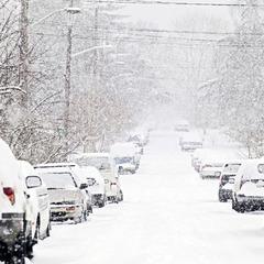 На Київ насуваються снігопади та хуртовини