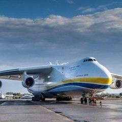 В аеропорту Лейпцига загорілася українська «Мрія» (відео)