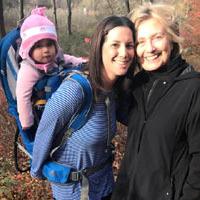 Мешканка Нью-Йорка розповіла, як зустріла Клінтон у лісі після виборів