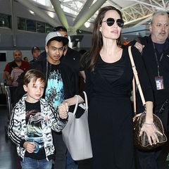 Перший коментар Анджеліни Джолі після розлучення з Бредом Піттом