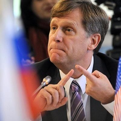 Помста Путіна: колишньому послу США Макфолу заборонили в'їзд у Росію