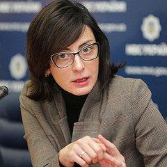Деканоїдзе подала у відставку