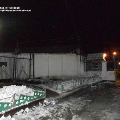 Жорстоке вбивство у колонії на Рівненщині (фото, відео)