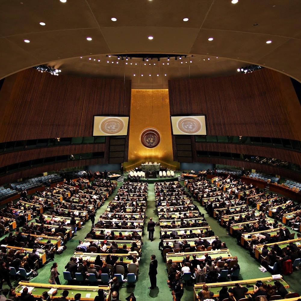В ООН Росію визнали країною-окупантом