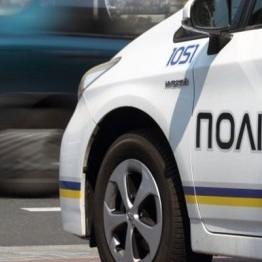 Київська поліція і п'яний водій влаштували перегони з аварійними наслідками (фото)