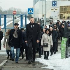 Кличко провів нараду на головній локації «Євробачення-2017»