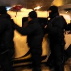 Перед концертом «Потапа і Насті» у Києві відбувалися сутички з поліцією (відео)