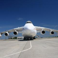 Український літак «Мрія» перевіз другий за вагою рекордний моновантаж