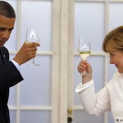 У Берліні проходить зустріч Меркель і Обами