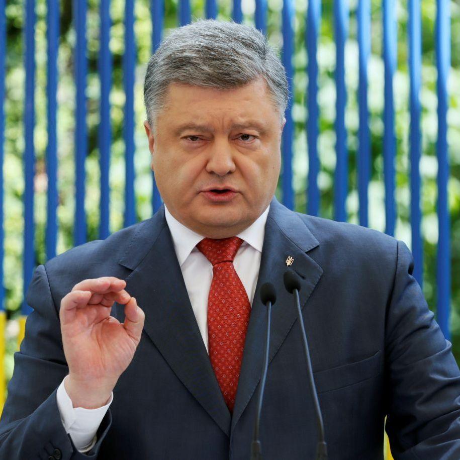 Порошенко повідомив про вражаючі результати випробувань нової української ракети