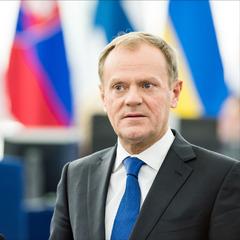 Голова Європейської Ради провів переговори з новообраним президентом США щодо України