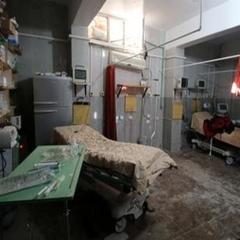 Через бомбардування в Алеппо люди залишилися без лікарень