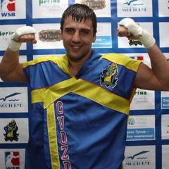 Український боксер Гвоздик захистив титул чемпіона NABF (Відео)