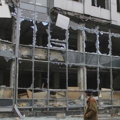 Через обстріли терористів Авдіївка, Ясинувата і частина Донецька залишились без води