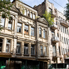У центрі Києва горів будинок-пам'ятник архітектури