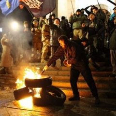 Затриманих під час сутичок на Майдані немає (відео)