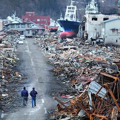 В Японії стався потужний землетрус