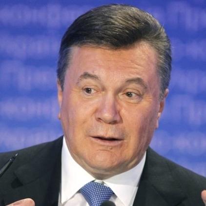 Після допиту Янукович поспілкується з пресою
