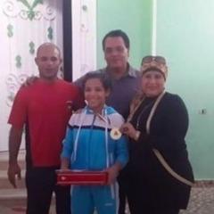 Батько вбив 16-річну чемпіонку Африки з боротьби