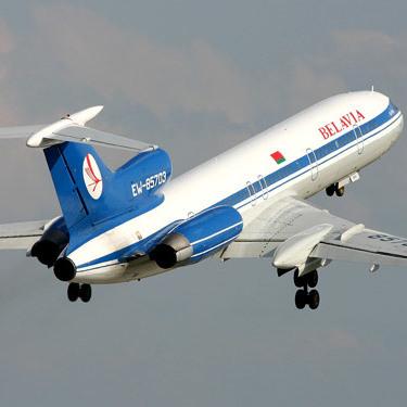 «Белавіа» узгодила з Україною розмір компенсації за повернення авіалайнера