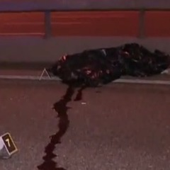 У поліції прокоментували смертельну нічну ДТП на проспекті Миколи Бажана (відео)