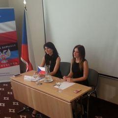 «Представницький центр ДНР» в Чехії. Історія триває