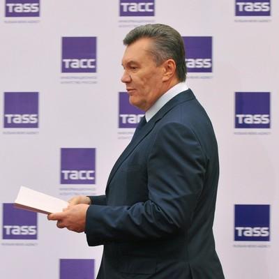 Янукович нахамив українській журналістці в Ростові