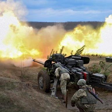 Бойовики продовжують обстріли по позиціях українських військових на Донбасі