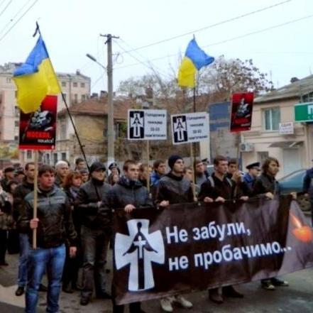 В Одесі по своєму вшанували пам'ять про жертв Голодомору