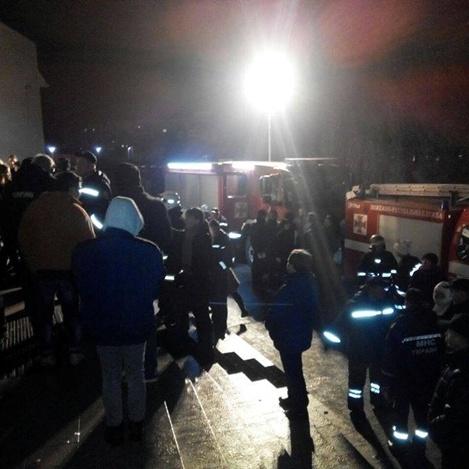 Пожежа у нічному клубі Львова: госпіталізовані 14 людей ( Відео)