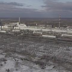 Чорнобильську АЕС накрили захисною аркою (відео)