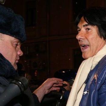Лідер французького гурту Space Дідьє Маруані був затриманий у Москві