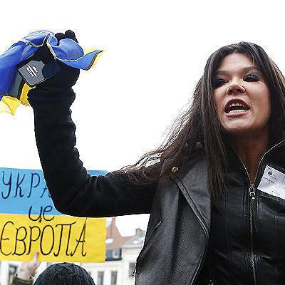 Співачка Руслана готова розкрити всю правду про події Майдану